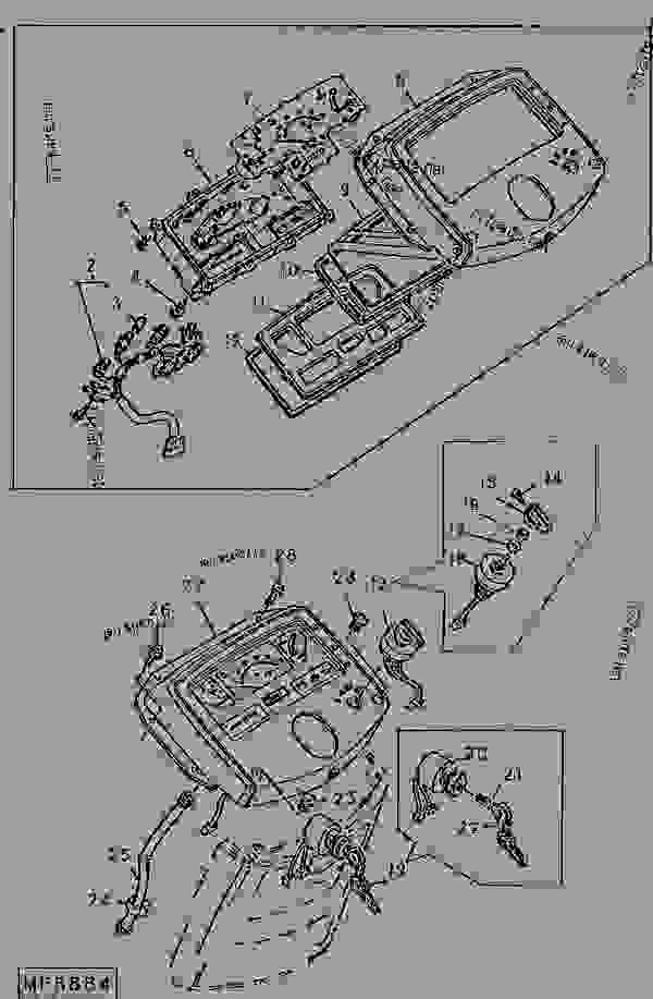 1010 John Deere Tractor Wiring Diagram - Auto Electrical Wiring Diagram