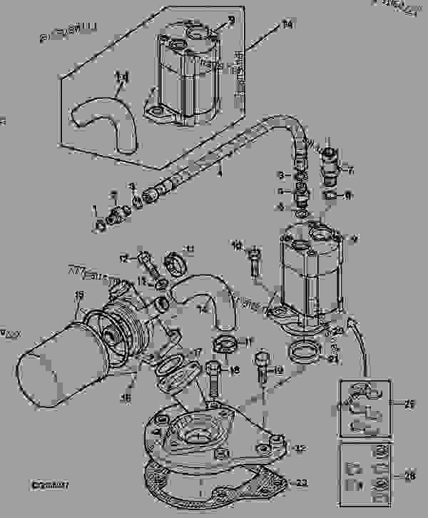john deere 955 wiring diagram