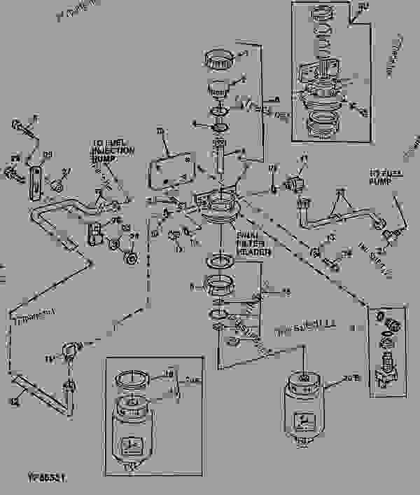 wiring diagram for 5103 john deere tractor