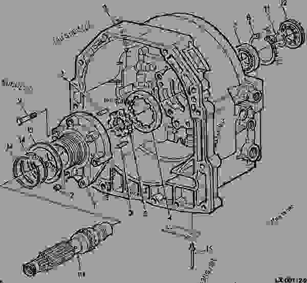 John Deere 7410 Wiring Diagram Online Wiring Diagram