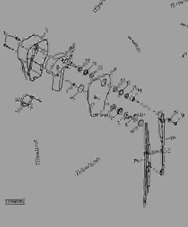 wiring diagrams john deere 5520