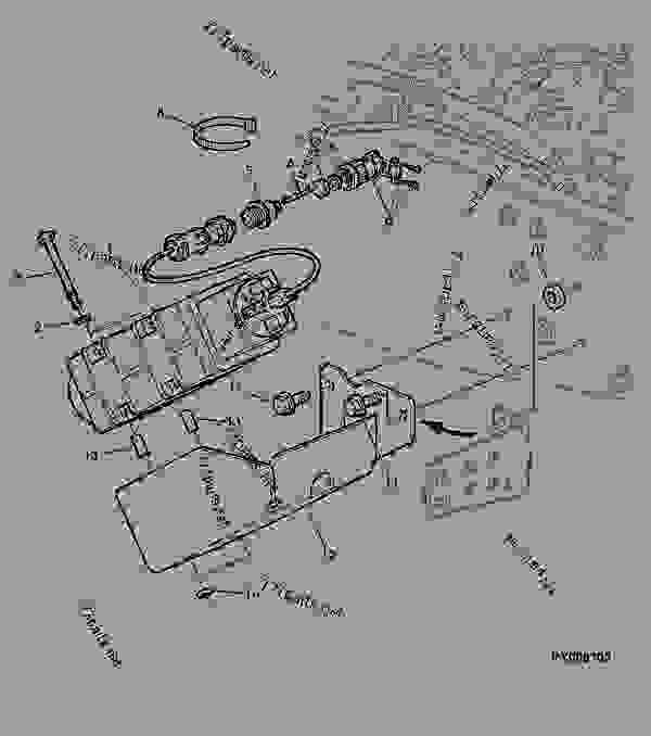 John Deere 6320 Wiring Diagram - Wiring Diagrams