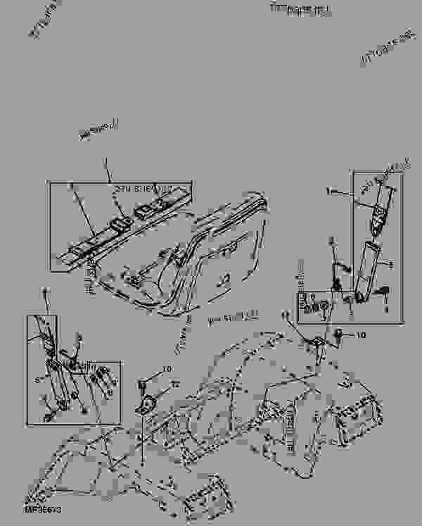 john deere g wiring diagram for 1951