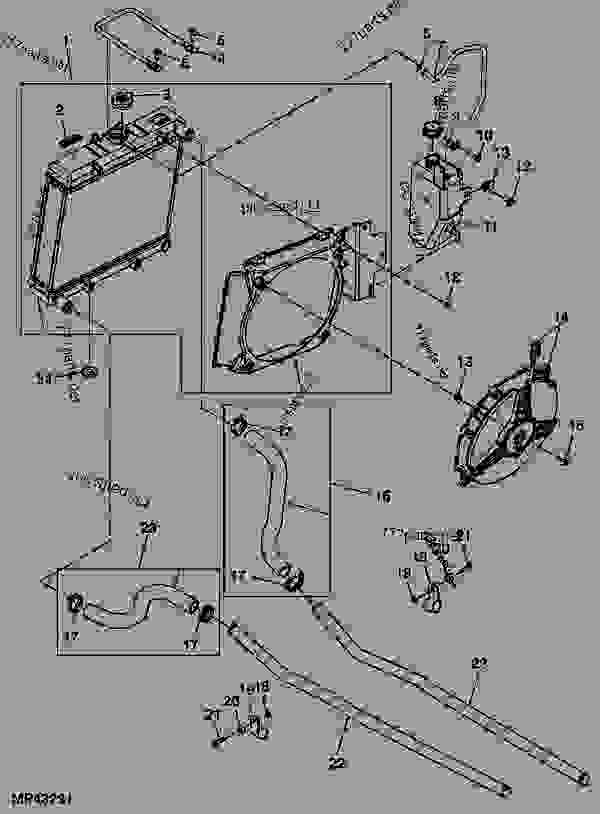 john deere l135 wiring diagram