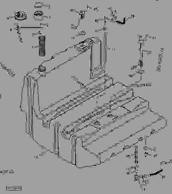 john deere 2755 tractor wiring diagram
