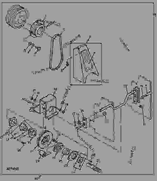 John Deere F925 Wiring Diagram - Auto Electrical Wiring Diagram