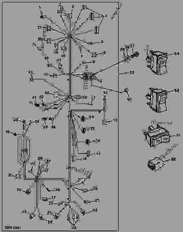 john deere progator 2030 wiring diagram