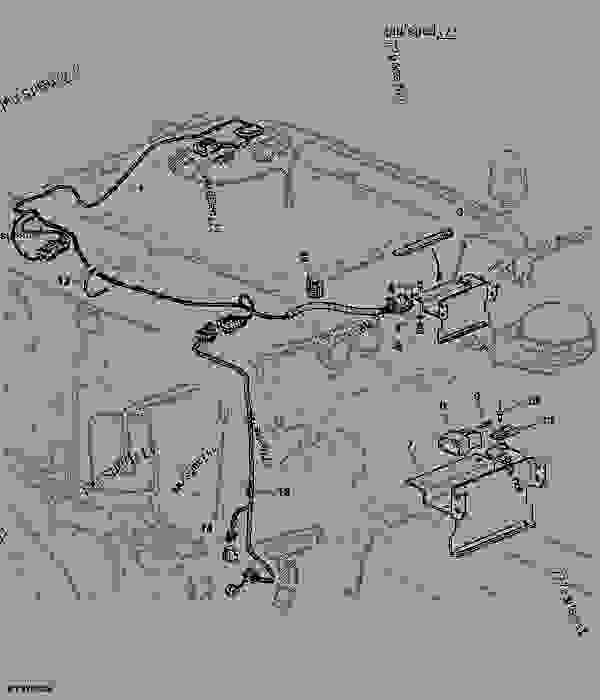 john deere 4430 alternator wiring diagram