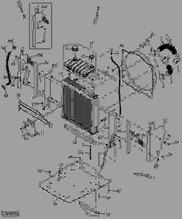 John Deere Fuse Panel Diagram Wiring Diagram