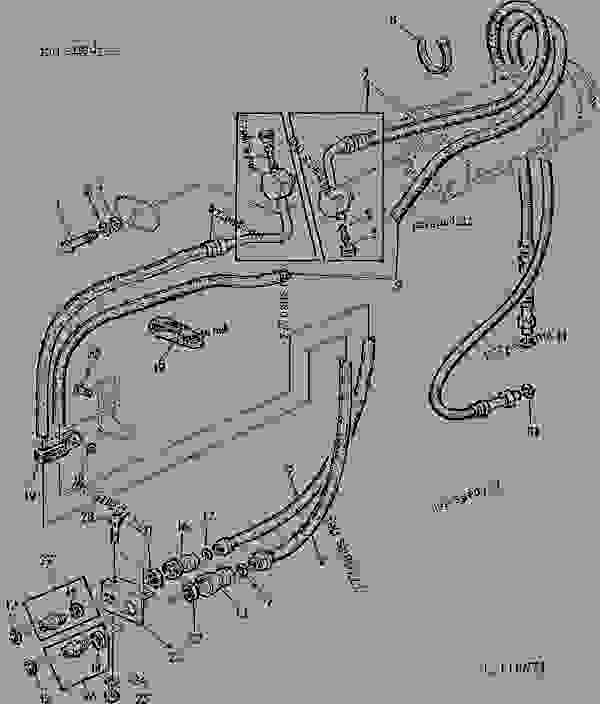 4430 john deere clutch diagram