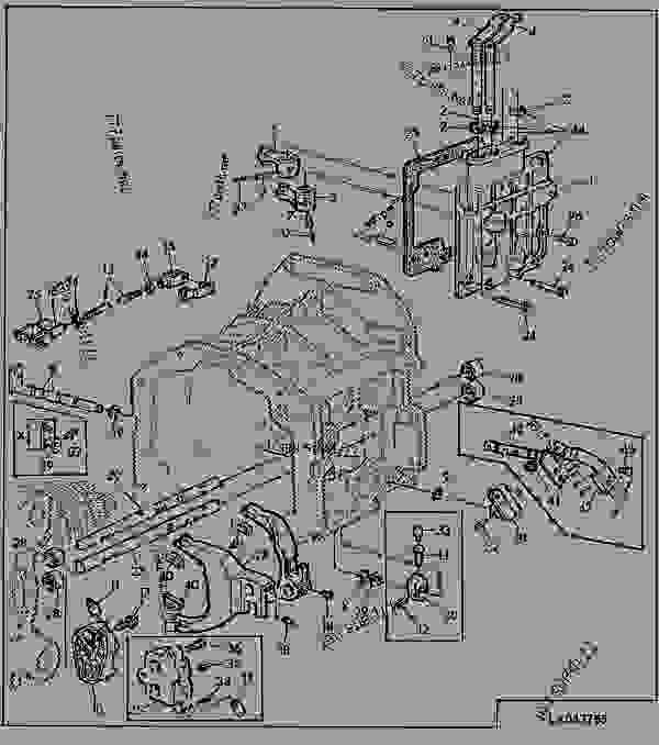John Deere 310c Wiring Diagram Schematic Diagram