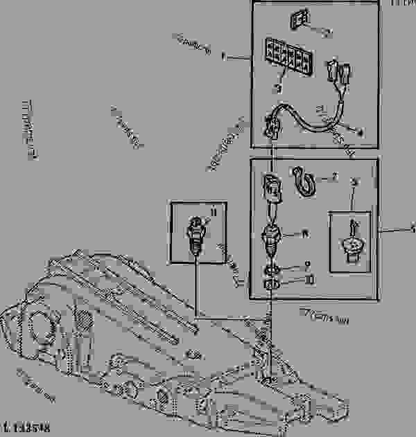 john deere 6410 pto wiring diagram