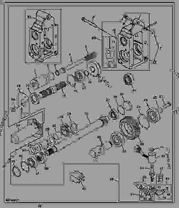 Wiring Diagram For 4410 John Deere Tractor Wiring Schematic Diagram