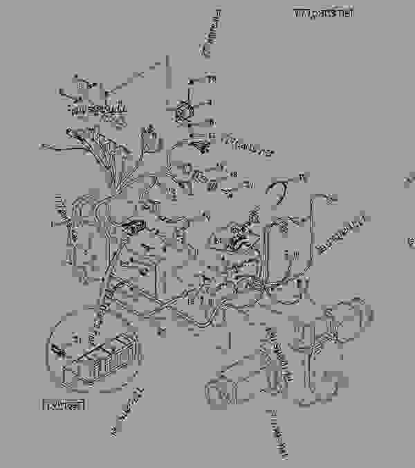 wiring diagram john deere 5200 tractor