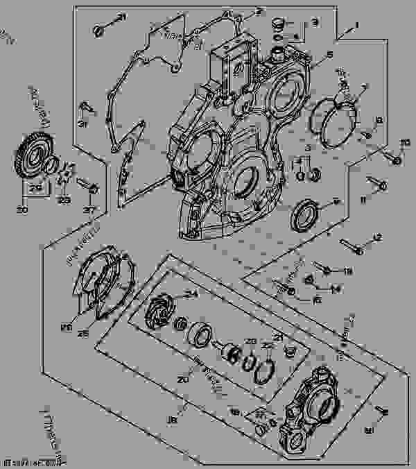 audi a8 Motor diagram