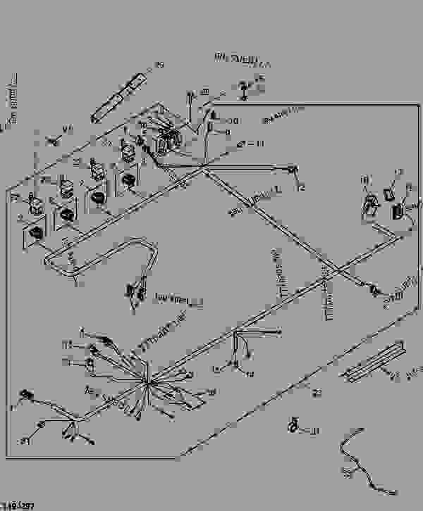 john deere alternator wiring diagram the best deer