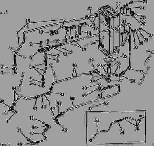 Wiring Diagram John Deere 4020 Powershift Wiring Diagram