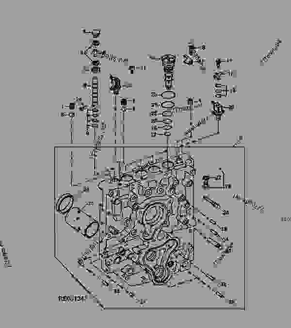 john deere 8410 wiring diagram