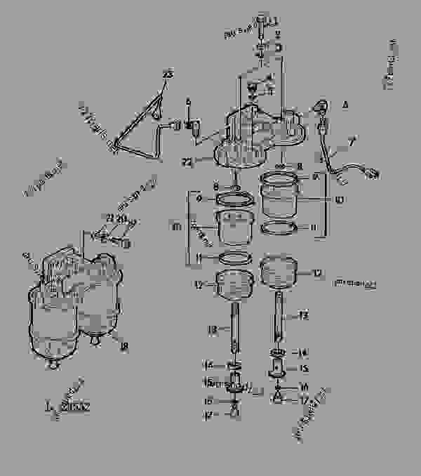 tractor fuel filter diesel