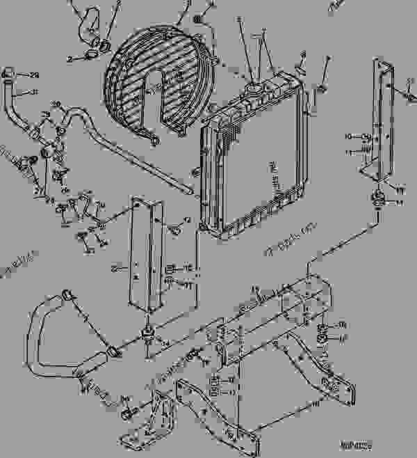 john deere diesel engine parts