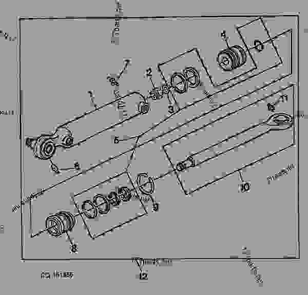 john deere 6405 fuse box diagram