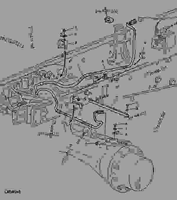7260 cub cadet wiring diagram for tractor