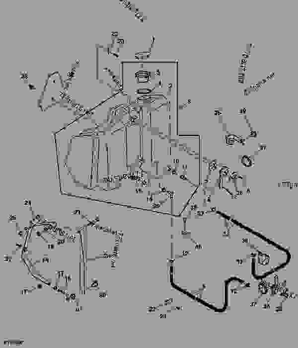 tractor wiring schematics 5045d