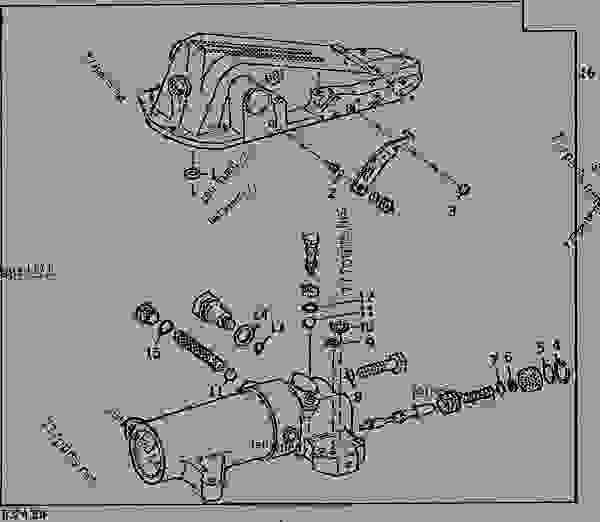 john deere 2630 tractor wiring diagram