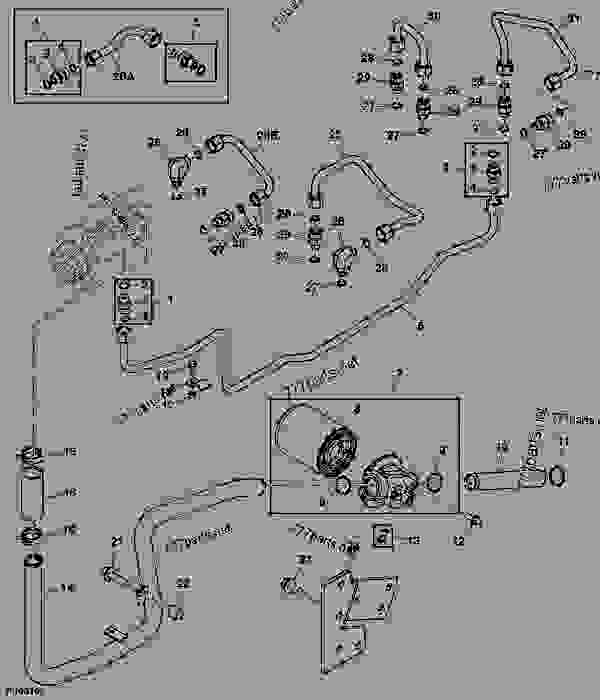 john deere 300 wiring diagrams