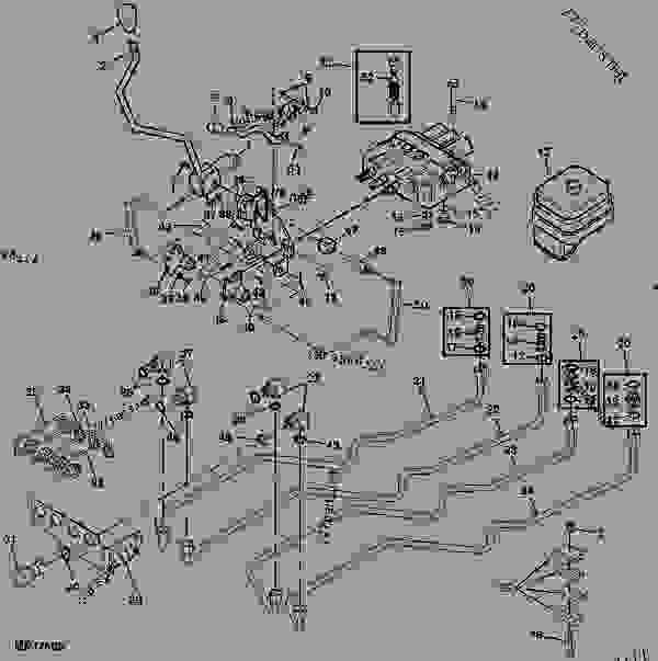 JOHN DEERE 4300 WIRING DIAGRAM - Auto Electrical Wiring Diagram