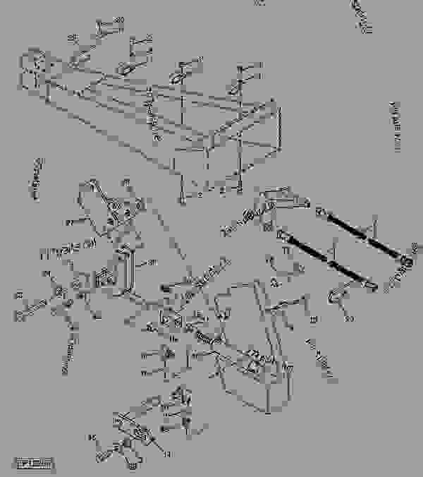 wiring diagram for john deere 535 baler