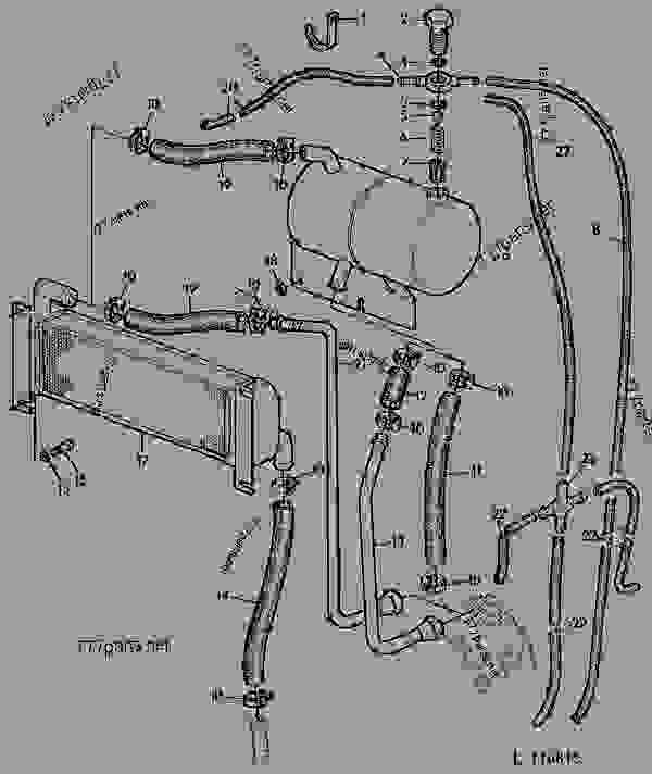 wiring diagram for john deere 4240