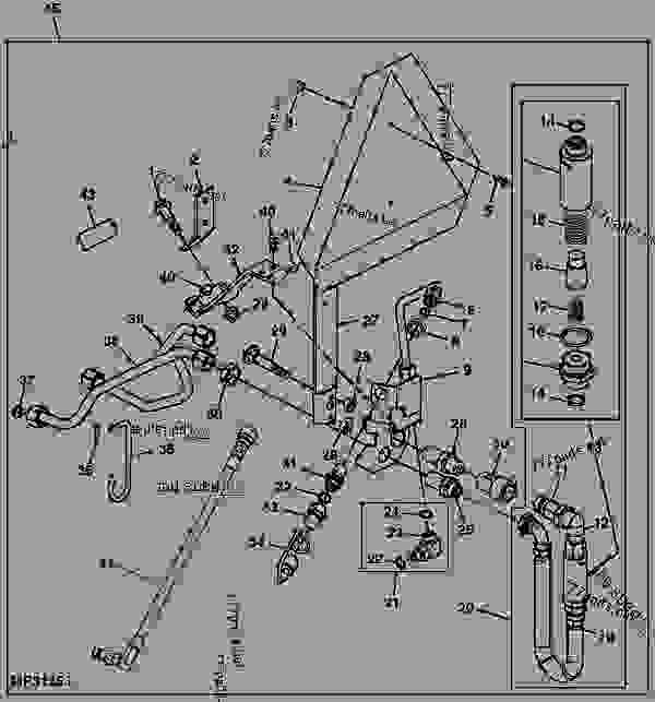 John Deere X495 Wiring Diagram - Auto Electrical Wiring Diagram