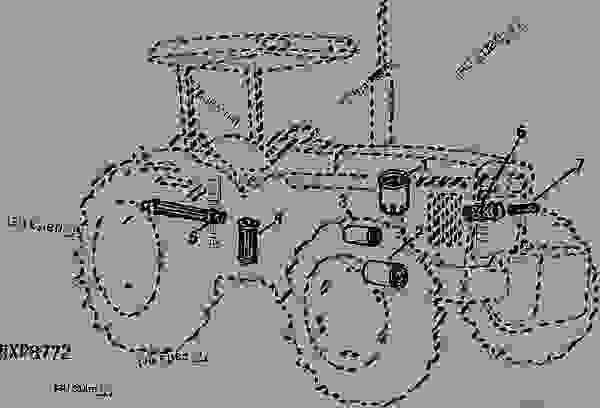 john deere tractor fuel filters