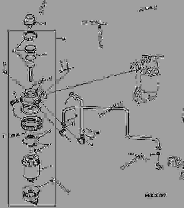 fuel filter base with primer for sale