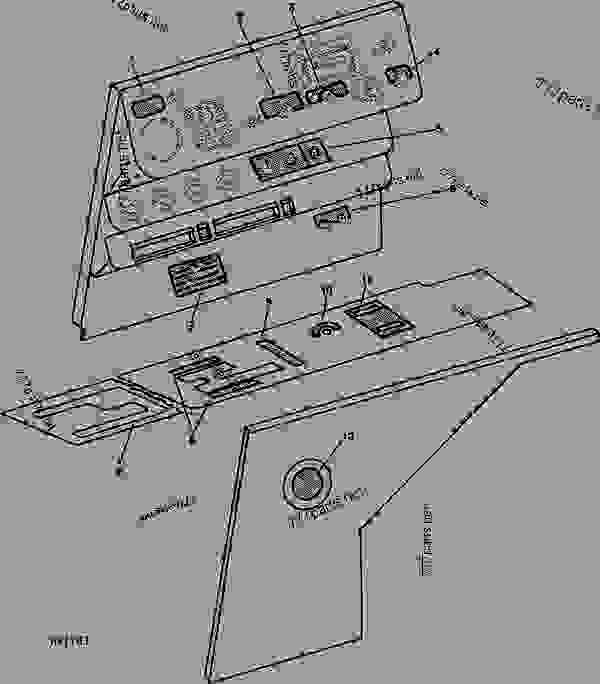John Deere Combine Wiring Diagrams Wiring Diagram