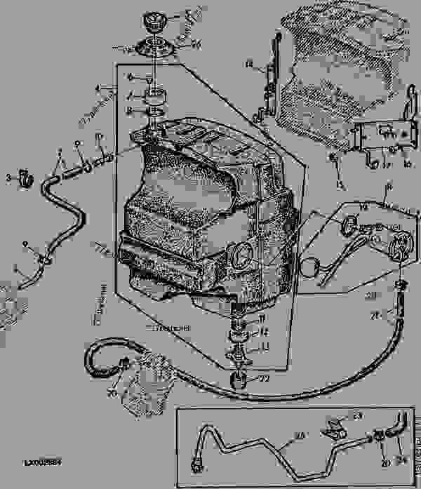 John Deere 2155 Wiring Diagram Wiring Diagram 2019