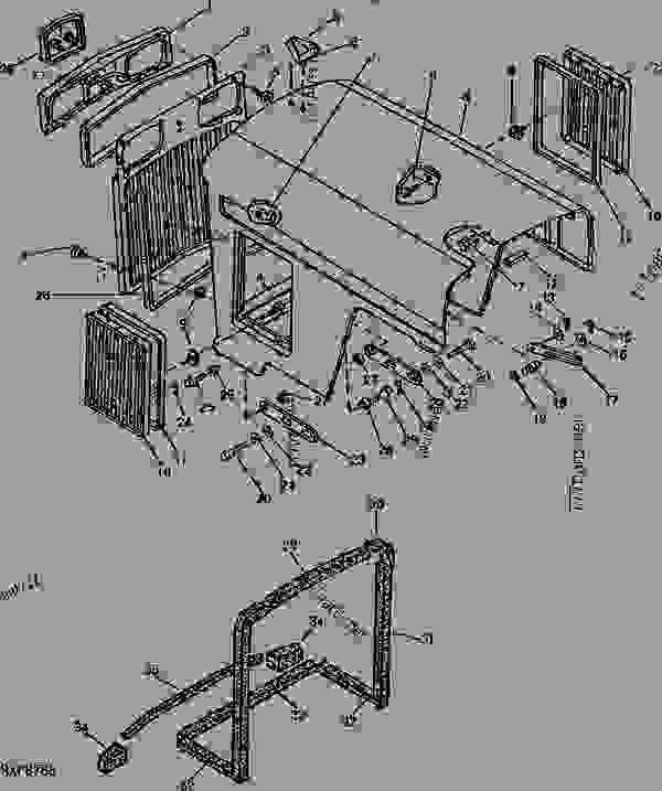 john deere 1250 wiring diagram