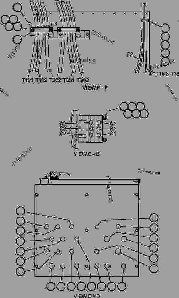 caterpillar c15 engine diagram left side