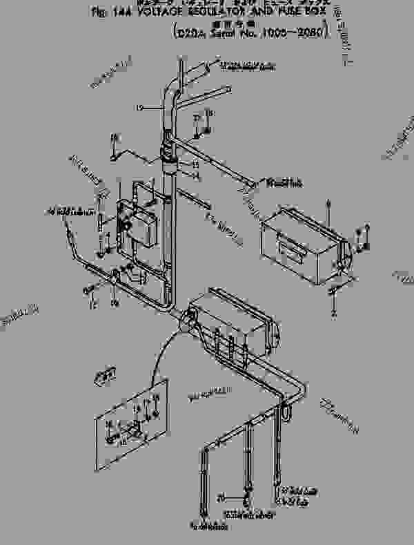 electrical fuse box parts