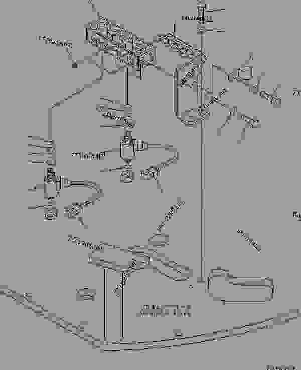 komatsu pc75uu 1 wiring diagram