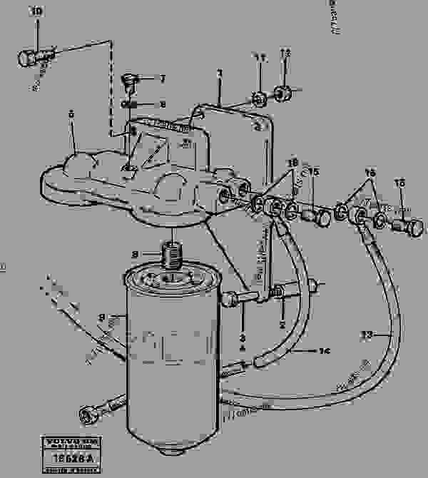 change fuel filter 825i gator