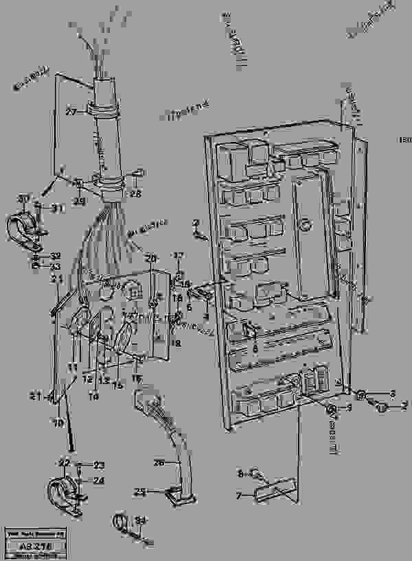 volvo l20 loader wiring diagrams