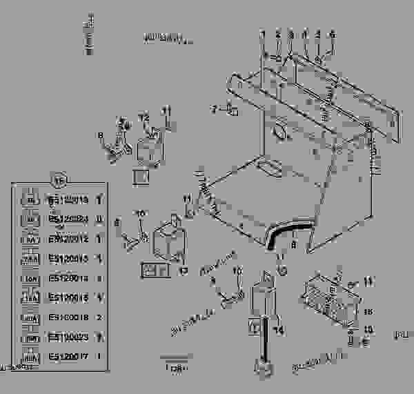fuse box circuit breaker list