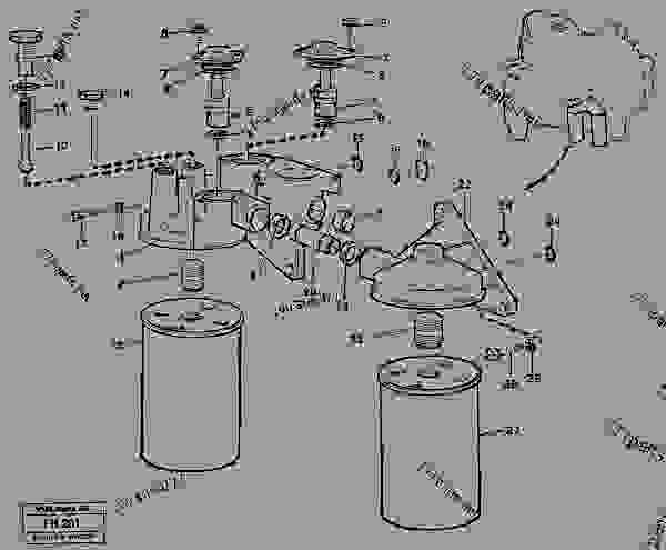 aftermarket fuel filter housing