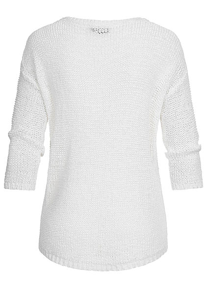 Only Damen Strickpullover Vokuhila Sweater Online Shop Sweater Shop 77onlineshop