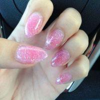 acrylic nail aesthetic | Tumblr