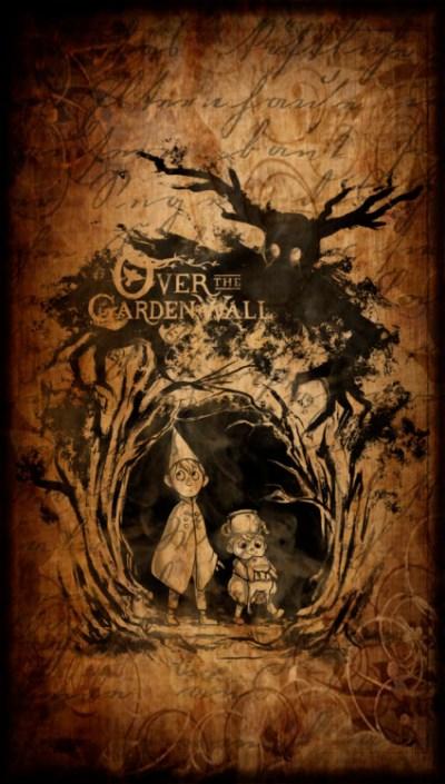over the garden wall wallpaper | Tumblr