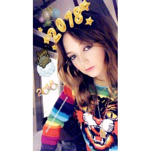 Medium Crop Of Billie Lourd Instagram