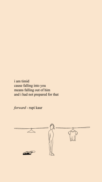 Rupi Kaur Quotes Wallpaper Rupi Kaur Lockscreens Tumblr